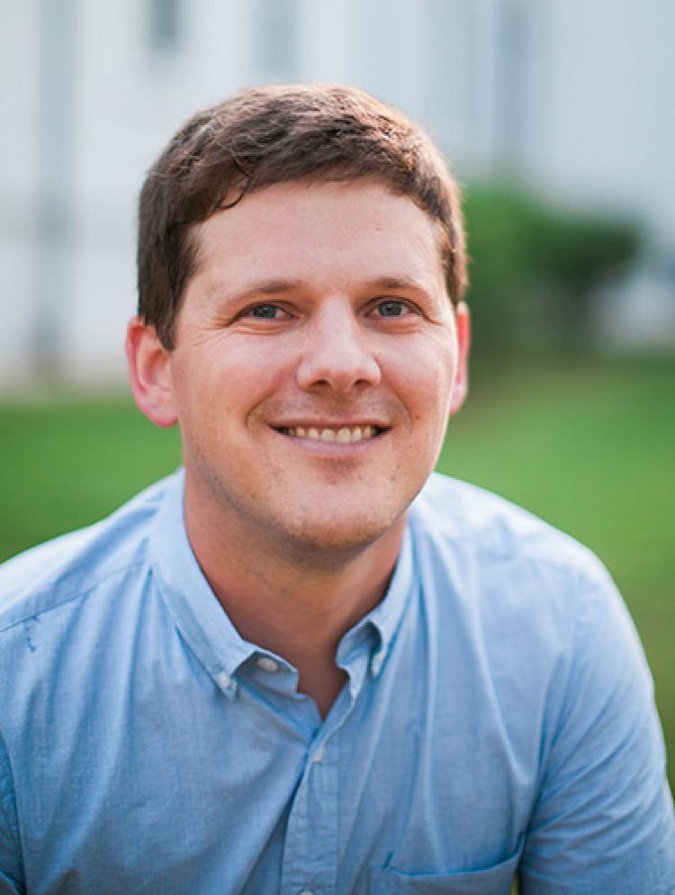 Jason Kauffman guest speaker at oak grove mc bicentennial