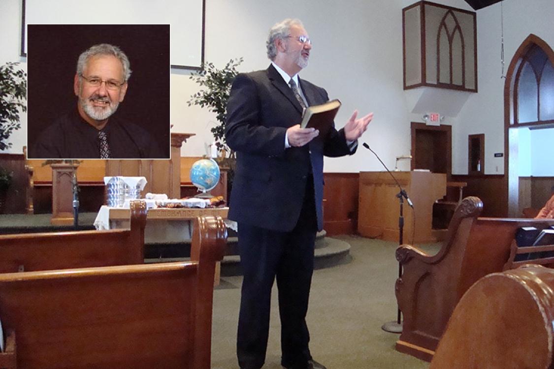 pastor Douglas j zehr